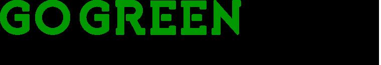 GO GREEN KOBE